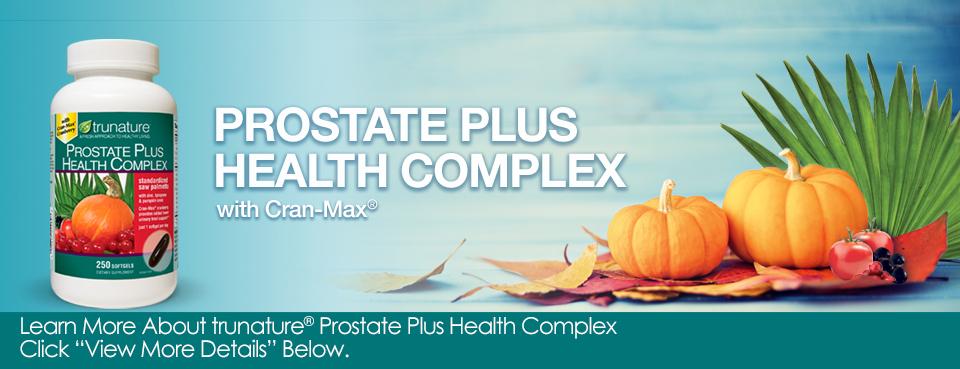 Trunature Prostate Health Complex