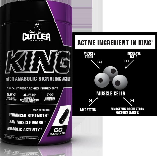Cutler King Science