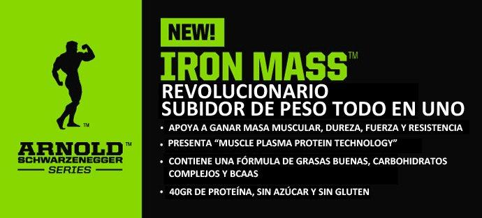 Arnold's Iron Mass - 5 lbs