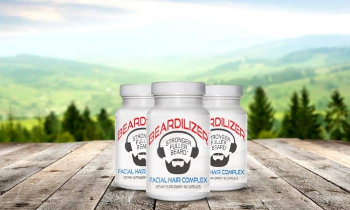 Beardilizer vitaminas parabarba