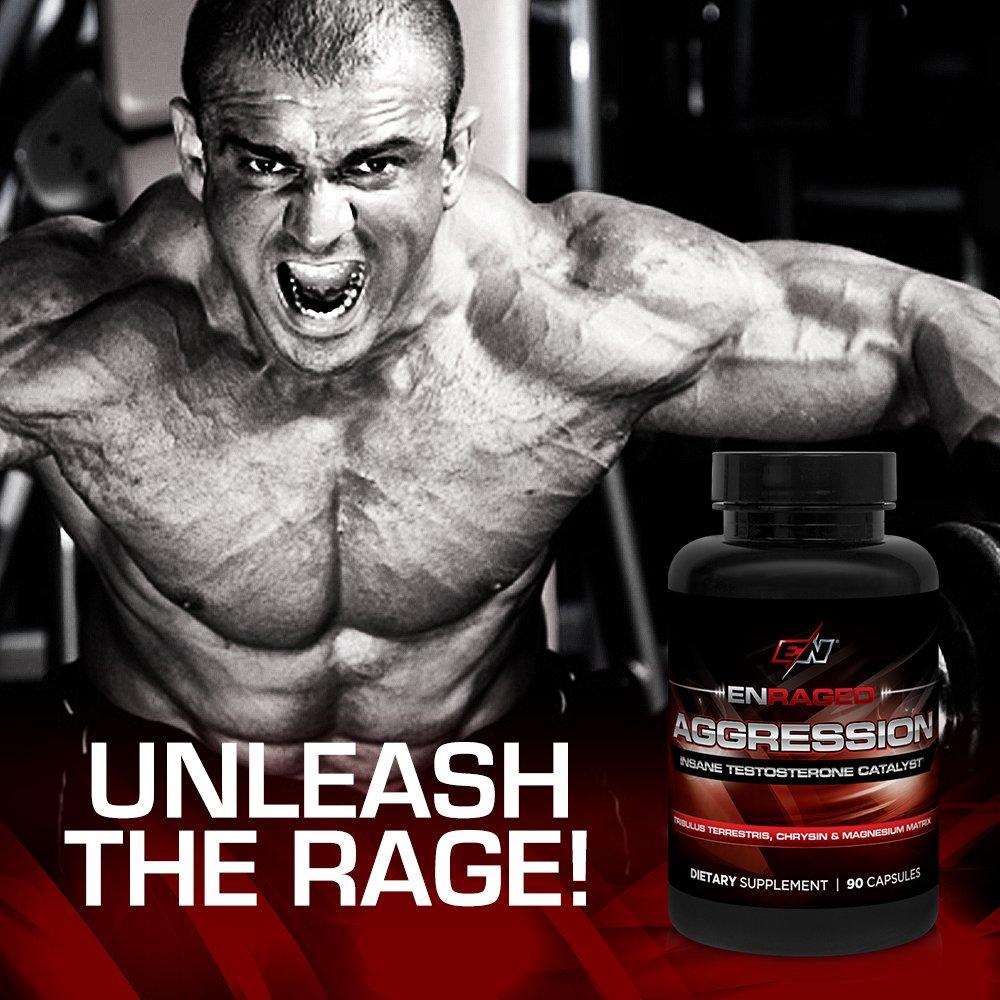 Enraged Nutrition Aggression