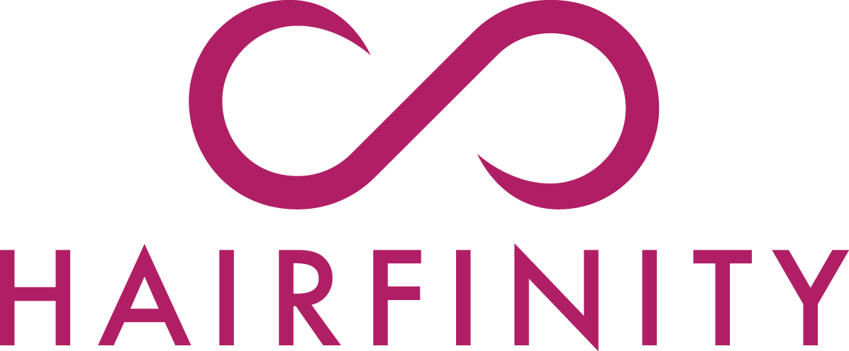 Hairfinity logo