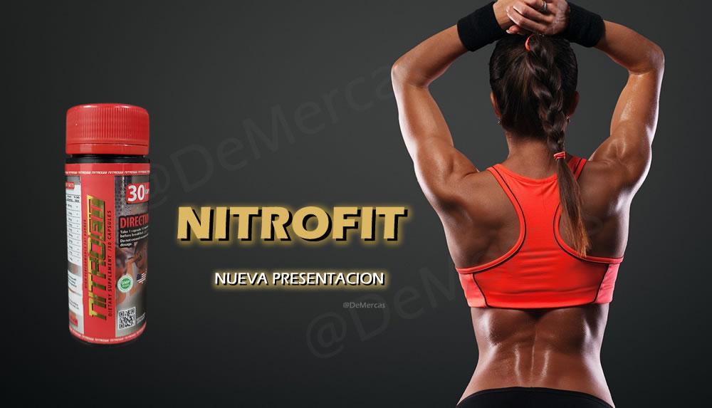 Nitrofit nueva presentacion