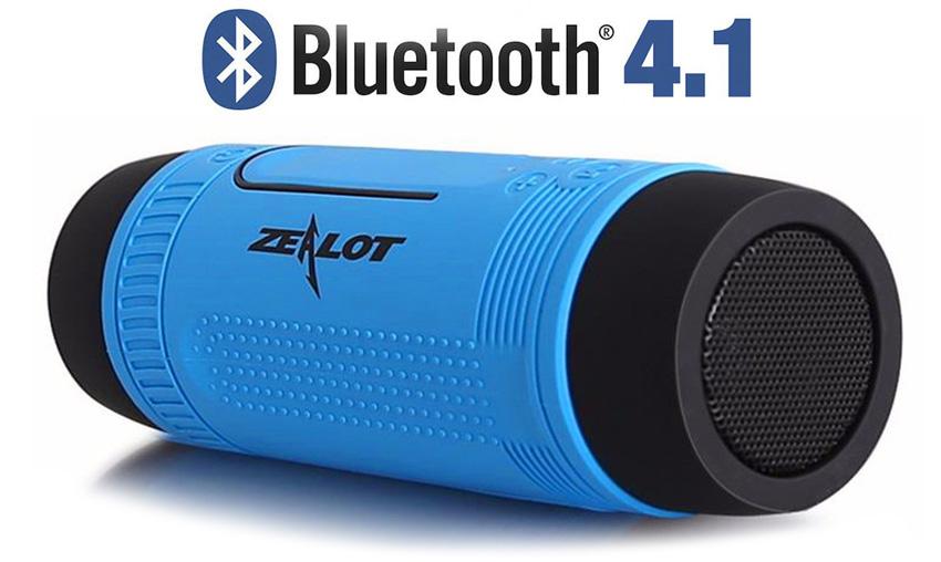 Parlante Bluetooth Zealot