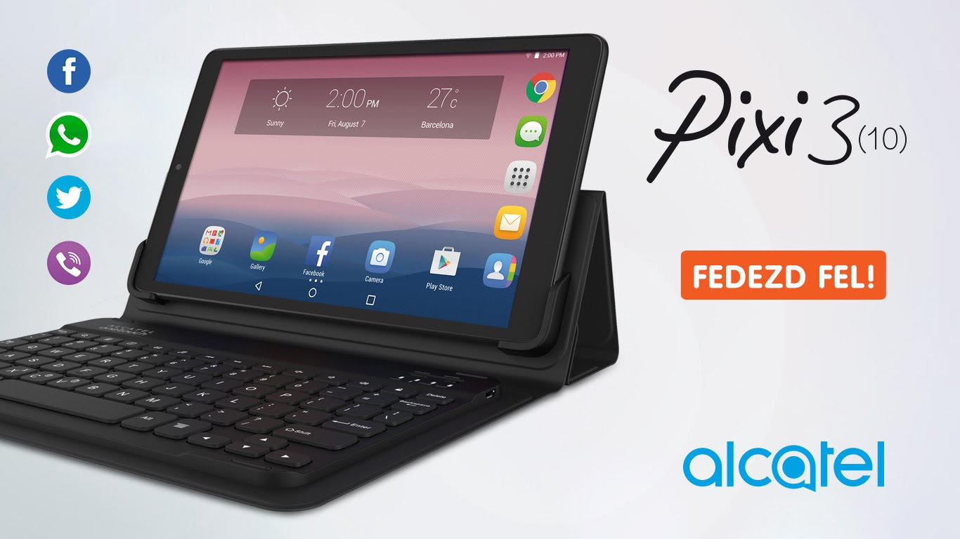 Tablet Alcatel Pixi 3 10 pulgadas