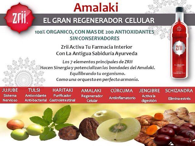 Zrii Amalaki